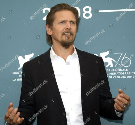 Barry Pepper poses at a photocall for 'The Painted Bird' during the 76th annual Venice International Film Festival, in Venice, Italy, 03 September 2019. The movie is presented in the official competition 'Venezia 76' at the festival running from 28 August to 07 September.