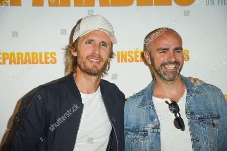 Philippe Lacheau, Julien Arruti