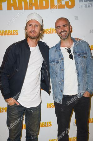 Editorial photo of 'Inseparables' film premiere, Paris, France - 02 Sep 2019