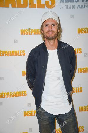 Editorial picture of 'Inseparables' film premiere, Paris, France - 02 Sep 2019