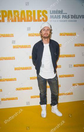 Editorial image of 'Inseparables' film premiere, Paris, France - 02 Sep 2019