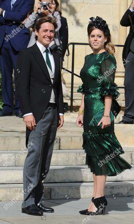 Editorial picture of Wedding of Ellie Goulding and Caspar Jopling, York Minster, UK - 31 Aug 2019