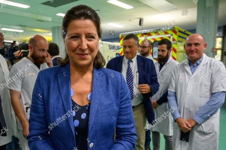 Agnes Buzyn, Minister of Solidarity and Health visits Poitiers Hospital in the coming modes of innovative organizations and responding to requests for non-program care. D a downstream hospitalization service linked to establishments and professionals of the territory, to the organization of specific areas for emergencies.