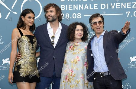Editorial photo of Guest of Honour - Photocall - 76th Venice Film Festival, Italy - 03 Sep 2019