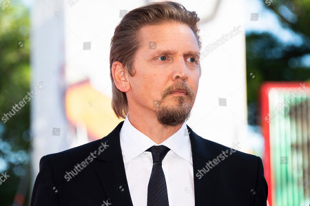 Stock Photo of Barry Pepper poses for photographers upon arrival at the premiere of the film 'The Painted Bird' at the 76th edition of the Venice Film Festival, Venice, Italy