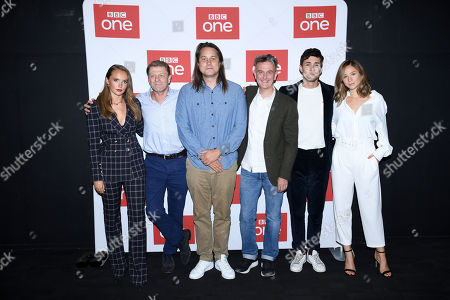 Editorial picture of World On Fire BFI Premiere, London, UK - 03 Sep 2019