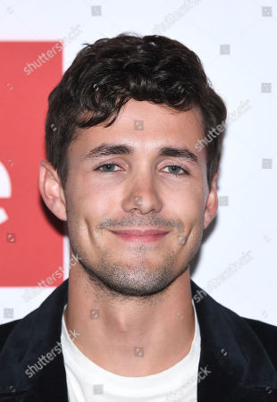 Jonah Hauer-King at the BFI premiere of BBC drama series World On Fire