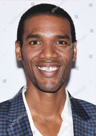Parker Sawyers at the BFI premiere of BBC drama series World On Fire