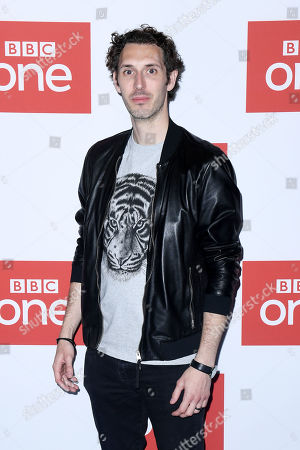 Blake Harrison at the BFI premiere of BBC drama series World On Fire