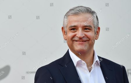 Fortunato Cerlino arrives for the premiere of 'Happy Birthday' during the 76th annual Venice International Film Festival, in Venice, Italy, 03 September 2019. The movie is presented in the 'Special Screenings' section at the festival running from 28 August to 07 September.