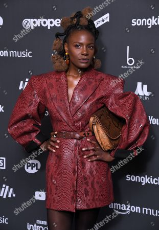 Editorial picture of 'AIM Independent Music Awards 2019' London, UK - 03 Sep 2019