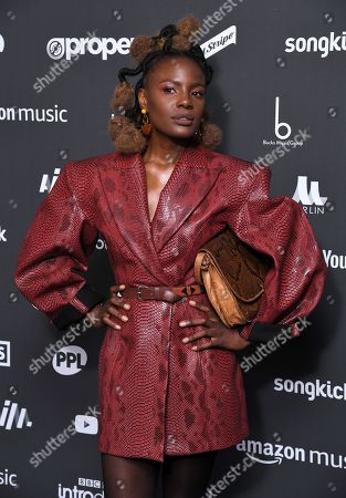 Editorial photo of 'AIM Independent Music Awards 2019' London, UK - 03 Sep 2019