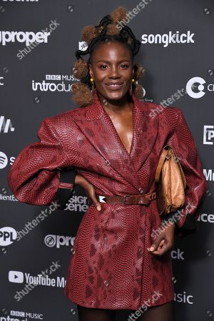 Stock Photo of Shingai Shoniwa