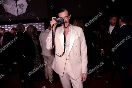Editorial photo of GQ Men of the Year Awards, Cocktail Reception, Tate Modern, London, UK - 03 Sep 2019