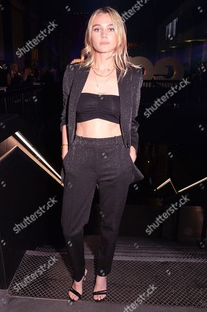 Immy Waterhouse at the GQ Men Of The Year Awards 2019 at the Tate Modern in London.