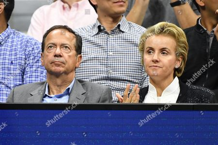 Editorial picture of US Open Tennis Championships, Day 9, USTA National Tennis Center, Flushing Meadows, New York, USA - 03 Sep 2019