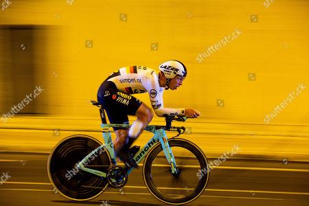 Tony Martin during the TT.