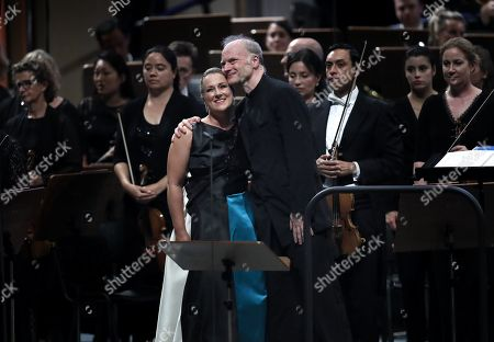 Editorial image of George Enescu International Festival 2019, Bucharest, Romania - 04 Sep 2019