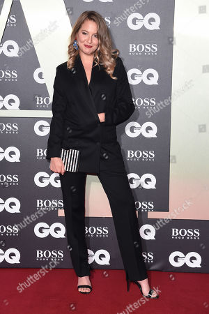 Editorial photo of GQ Men of the Year Awards, Arrivals, Tate Modern, London, UK - 03 Sep 2019