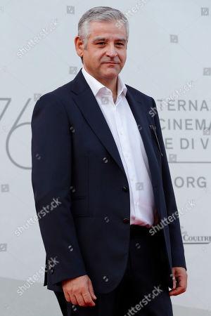 Stock Image of Fortunato Cerlino