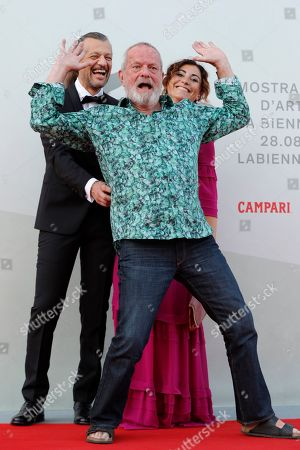 Terry Gilliam with guests