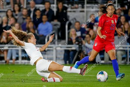 Editorial picture of Portugal US Soccer, St. Paul, USA - 03 Sep 2019