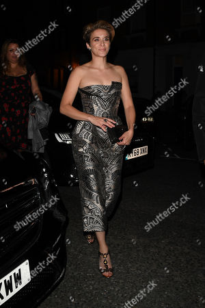 Editorial image of GQ Men of the Year Awards, After Party, London, UK - 03 Sep 2019