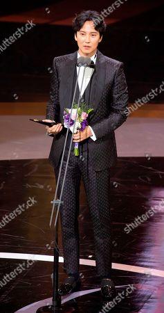 Editorial image of Seoul International Drama Awards 2019, Show, South Korea - 28 Aug 2019