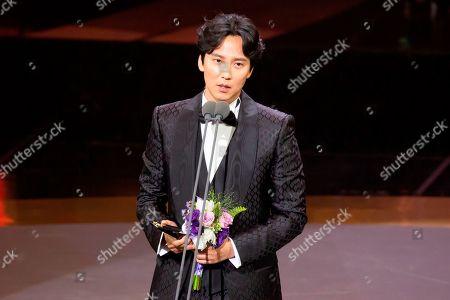 Editorial photo of Seoul International Drama Awards 2019, Show, South Korea - 28 Aug 2019