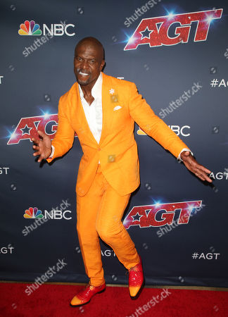 Editorial picture of 'America's Got Talent' TV show, Season 14, Arrivals, Dolby Theatre, Los Angeles, USA - 03 Sep 2019