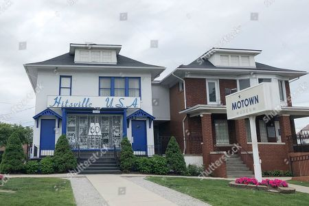 The exterior of the Motown Museum in Detroit. Motown Records founder Berry Gordy Jr., is giving $4 million toward a project to expand a museum housed in the Detroit building where he built his music empire. Motown Museum announced, that Gordy's gift is the largest individual donation to the project. It coincides with Motown's 60th anniversary