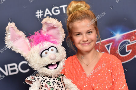 Editorial image of 'America's Got Talent' TV show, Season 14, Arrivals, Dolby Theatre, Los Angeles, USA - 03 Sep 2019