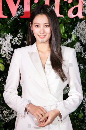 Stock Image of Claudia Kim