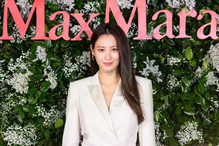 Editorial image of 'Max Mara' flagship store launch, Seoul, South Korea - 04 Sep 2019