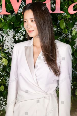 Stock Photo of Claudia Kim