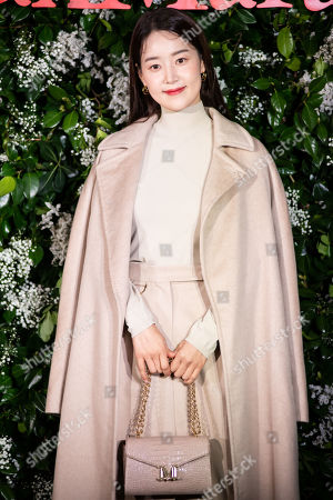 Stock Picture of Han Ji-hye