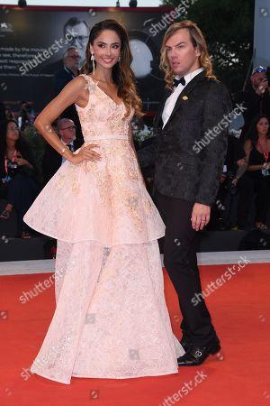 Stock Picture of Patricia Contreras and Christophe Guillarme