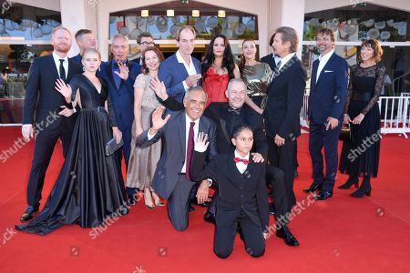 Editorial image of 'The Painted Bird' premiere, 76th Venice Film Festival, Italy - 03 Sep 2019