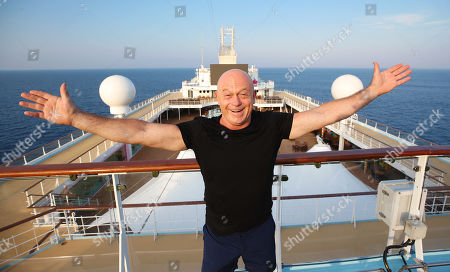 Marella Cruises has recruited TV hardman Ross Kemp to test out their brand new Smiletinerary programme, a checklist of smile-giving activities to ensure maximum smiles onboard at all times.