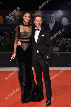 Laysla De Oliveira and Jonathan Keltz