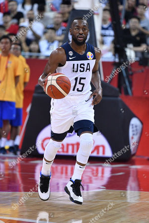 Kemba Walker (USA) - Basketball : FIBA Basketball World Cup China 2019 Group E match between United States 93-92 Turkey at Shanghai Oriental Sports Center
