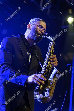 Editorial picture of Kenny Garrett Quintet in concert, Festival Jazz de la Villette, Paris, France - 31 Aug 2019