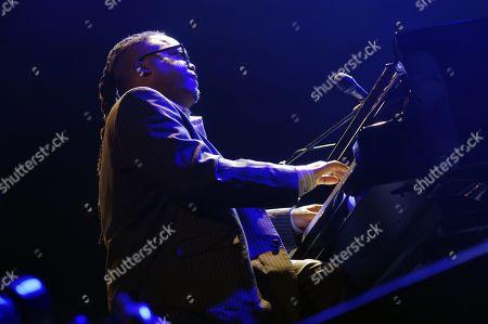 Editorial photo of Kenny Garrett Quintet in concert, Festival Jazz de la Villette, Paris, France - 31 Aug 2019