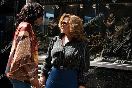 Tiffany Haddish as Ruby O'Carroll and Melissa McCarthy as Kathy Brennan