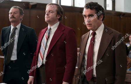 James Badge Dale as Kevin O'Carroll, Jeremy Bobb as Rob Walsh and Brian d'Arcy James as Jimmy Brennan