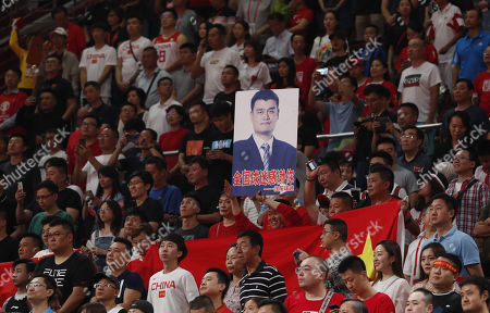 Editorial picture of FIBA Basketball World Cup 2019, Beijing, China - 04 Sep 2019