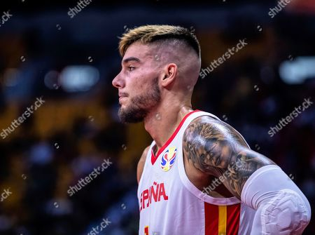Willy Hernangomez Geuer of Spain during the FIBA Basketball World Cup 2019 match between Spain and Iran in Guangzhou, China, 04 September 2019.