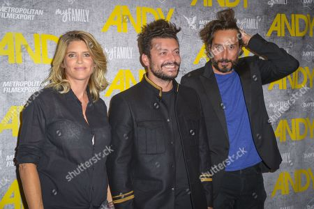 Editorial picture of 'Andy' film premiere, Paris, France - 03 Sep 2019
