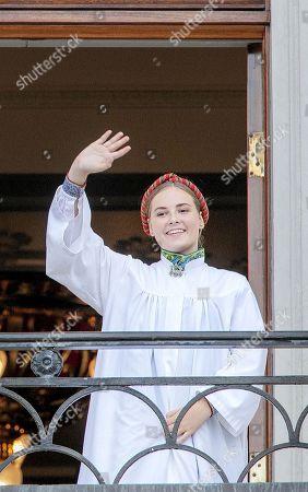 Editorial photo of Princess Ingrid Alexandra confirmation, Oslo, Norway - 31 Aug 2019