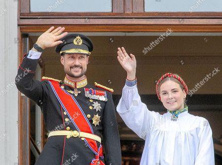 Editorial image of Princess Ingrid Alexandra confirmation, Oslo, Norway - 31 Aug 2019